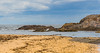 Guerilla Bay Waterscape (Merrillie) Tags: landscape nature bay guerillabay hills newsouthwales sea daytime batemansbay inlet southcoast headland nsw australia outdoors seascape eurobadallashire clouds water rocks