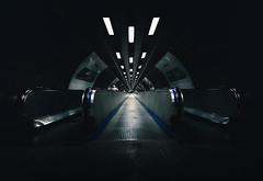 5,313 (Panda1339) Tags: underground london ldn dark tube waterloo cinematic uk rogueone scifi starwars