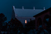 Untitled (elsableda) Tags: house light church night town nightscape southafrica somerset east hofmeyr