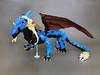Frang Kaai, the Everlasting (Ballom Nom Nom) Tags: bionicle lego herofactory dragon drake wyvern primordial everlasting beard
