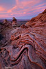 Sorcery (michael ryan photography) Tags: arizona az redrock coyotebuttes southcoyotebuttes cottonwoodcove blm northernarizona sunset waves patterns details red michaelryanphotography