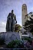 Statue of Columbus with Coit Tower (hapePHOTOGRAPHIX) Tags: américadelnorte california coittower estadosunidosdeamérica fujixe3 kalifornien nordamerika northamerica sanfrancisco usa unitedstatesofamerica vereinigtestaatenvonamerika dsplyys hapephotographix statueofcolumbus lilliancoitmemorialtower telegraphhill us 840vsa 840snf