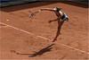 FLTK 2017.  Service. (leonhucorne) Tags: tennis wta service