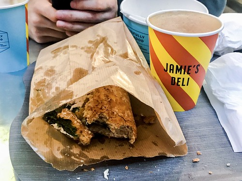 Jamie Oliver's Deli just opened in Amsterdam Schiphol Airport
