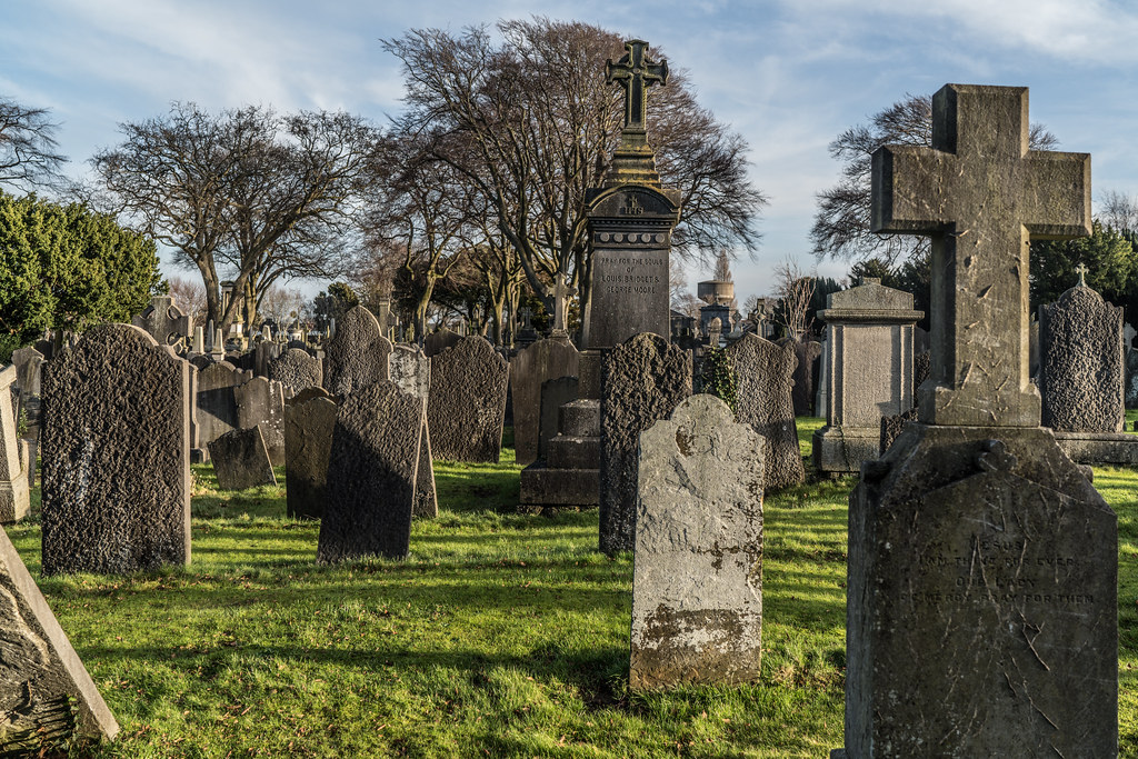 VISIT TO GLASNEVIN CEMETERY IN DUBLIN [FIRST SESSION OF 2018]-135092