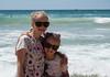 Charlotte and Abbi at Manly Beach. (petebond_au) Tags: sun bathing surf sand october sydney manlybeach