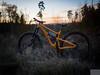 sunset ride (osti_1) Tags: 29 augsburg hightower mtb santacruz westlichewälder westwoods