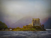 In My Dreams (Colormaniac too - Many thanks for your visits!) Tags: eileandonan castle scotland uk europe landscape travel topazstudio topaztextureeffects distressedtextures