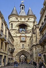 UNA PUERTA DE BURDEOS   -   A GATE OF BORDEAUX