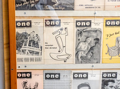 2017.12.14 ONE Archives at University of Southern California and Los Angeles City Hall, Los Angeles, CA USA 1414