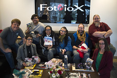 Happy Holidays from Fotodiox! (FotodioxPro) Tags: fotodiox christmas christmasparty groupphoto officeparty whiteelephant holiday holiday2017 christmas2017 fotodioxpro staff