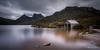 Rock The Cradle 2 (Bradley Grove) Tags: mountain rocks sky sunrise cradle dawn dove lake moody shed tasmania australia 061