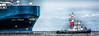 tug boat (MAICN) Tags: schlepper boot meer water hauler nordsee sea schiff ship ocean tug sky seascape northsea 2017 wasser cuxhaven