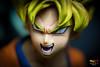Dragon Ball -  ComFiguration - Goku x Vegeta Fusion - Gogeta-10 (michaelc1184) Tags: dragonball dragonballz dragonballgt dragonballsuper goku vegeta gogeta saiyan banpresto bandai figure anime manga toys