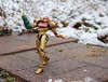 Samus Strolling in the Snow (1) (novuscarpus) Tags: samus metroid figma nintendo figure toy