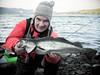 Clyde Pollock (Nicolas Valentin) Tags: pollock clyde scotland fishing kayakfishing ecosse fish