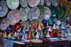 Handicraft Morocco_1580 (ichauvel) Tags: artisanat handicraft tajines vaisselle plats plates bols couleurs colours multicolore tradition marché market exterieur outside exposition chefchaouen chaouen chechouen rif maroc morocco afrique africa magreb northafrica afriquedunord voyage travel novembre november tourisme tourism business échoppe