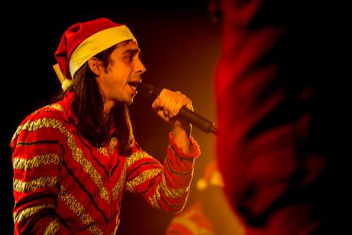 Naïve New Beaters à la Machine du Moulin-Rouge - 14 décembre 2017