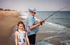 Frederick Masheter fishing in Bethany Beach (Beau Finley) Tags: delaware bethanybeach beaufinley frederickjacksonmasheter fredmasheter masheter fishing 1987 jcfinley frederick family grandfather