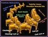 v2 Rudolf team herd in the night (Andy - Busyyyyyyyyy) Tags: ccc chocolatereindeer fxversion herd hhh photostream starrynight xmascard