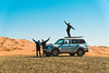 Audiovisual crew (Leo Hidalgo (@yompyz)) Tags: merzouga desert desierto dunas dunes marruecos morocco almaġrib