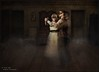 We Used To Dance These Halls (trevager) Tags: brightpixphotography copyrighttrevorager dance dancing drama dramatic edeshouse fashion ghost girl gown house kandaimages muanatashawiggins man modelchloeanne modelryanmartin portrait shoot spooky stately suit theme wedding