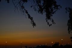 İzmir-Turkey (Betül DOĞAN) Tags: sun sunset izmir turkey turquia türkiye sky light flickr puesta de sol