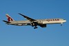 A7-BAL Qatar Airways Boeing B777-3DZ (johnedmond) Tags: perth ypph westernaustralia australia qatar boeing b777 777 plane sky aviation aircraft aeroplane airplane airliner sel55210 55210mm ilce3500 sony