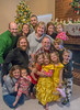 The required family Christmas portrait! (Pejasar) Tags: familychristmasportrait oklahoma tulsa grandkids seven kids family