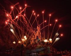 From Abed With Love (Abdulkader Oubari) Tags: fireworks fire love heart paris disney newyear aleppo syrian nikon d750 nikond750 20mm 20mmf28