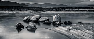 Lonely stones