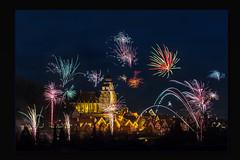 Silvester (SonjaS.) Tags: herrenberg silvester nacht neuesjahr newyearseve canon6d 24105mm zoom night kirche stiftskirche