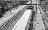 Shawnee Leaving Mattoon (craigsanders429) Tags: amtrak amtraktrains amtrakstations amtraklocomotives amtrakinillinois amtrakinmattoonillinois mattoonillinois amfleet amfleetequipment tracks railroadtracks passengertrains passengercars passengertrain