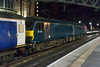 92033 Caledonian Sleeper GBRf Glasgow Central 05.01.18 (Paul David Smith (Widnes Road)) Tags: 92033 caledonian sleeper gbrf 060118 glasgow central 050118 dyson 92 class92