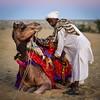 man with turban at the Thar Desert, Rajasthan. India (Betty C.H.) Tags: camelsafari camels holidays india jaisalmer rajasthan samsanddunes thardesert travel vacation