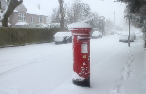 Post Box_Warwick Avenue_Earlsdon_Coventry_Dec17