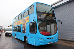 366 V16OXF Oxford Bus Company (EHBusman1958) Tags: 366 v16oxf oxfordbuscompany