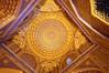 Tilla-Kari Madrasa Mosque (YuriZhuck) Tags: mosque islam ceiling madrasa madrasah architecture religion samarkand registan travel