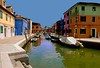Burano (buch.daniele) Tags: burano italie maisons houses couleurs bridge pont bateaux eau water danielebuch