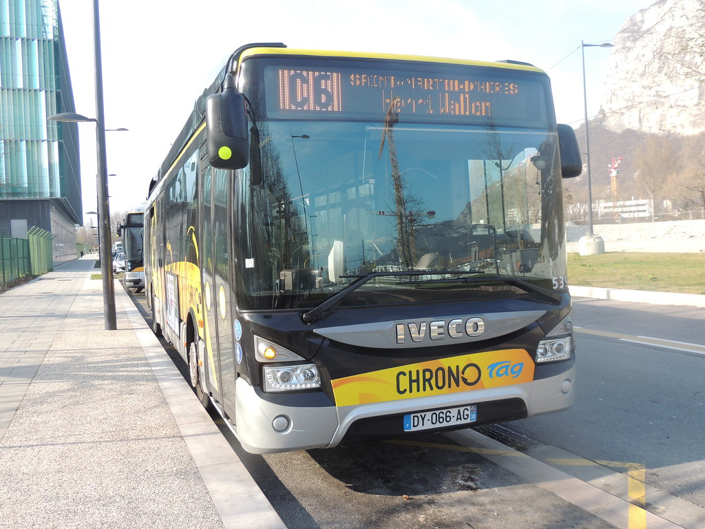 The world 39 s best photos of urbanway12 flickr hive mind - Bus grenoble lyon ...