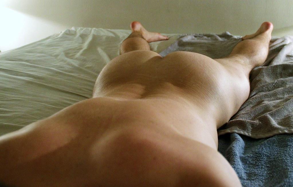 mens anus and testile massage