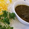 just say yes to yaas herb stew :-) 20171222_122130 (roland) Tags: yaas iranian persian food restaurant stew herbstew northvan northvancouver