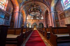 Jugendstilkirche (fuchs_ernst) Tags: nikon sigma weitwinkel kirche bayern