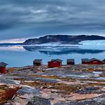 Eqip Sermia Glacier Panorama, Greenland thumbnail