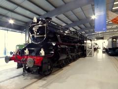 Black 5 (feroequineologist) Tags: 5000 black5 lms nrm nationalrailwaymuseum locomotion railway train steam