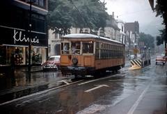 Johnstown Traction Company  311 rainy day (jsmatlak) Tags: streetcar trolley tram johnstown pennsylvania electric railway wason