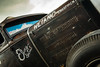 Ebony Special (ISP Bruno Laplante) Tags: rat rod old tire sky blue clouds brown rust cool ride