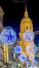 Catedral Salamanca (esteban.crespofernandez) Tags: salamanca españa spain espagne rua mayor castillayleón navidad nöel christmas nikon d5200 tokina catedral cathedral torre tower tour noche night nuit