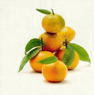 Las mandarinas