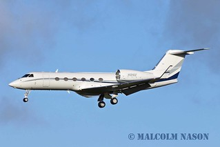 GULFSTREAM 450 N121GZ EXCELAIRE SERVICE INC